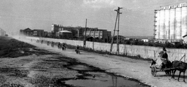 немцы в Луганске 1942 год