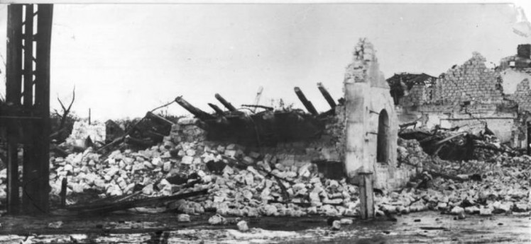 Луганск во время второй мировой войны 1943 год